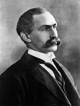 Henry Balfour - Portrait of Balfour published in the Popular Science Monthly, 1904