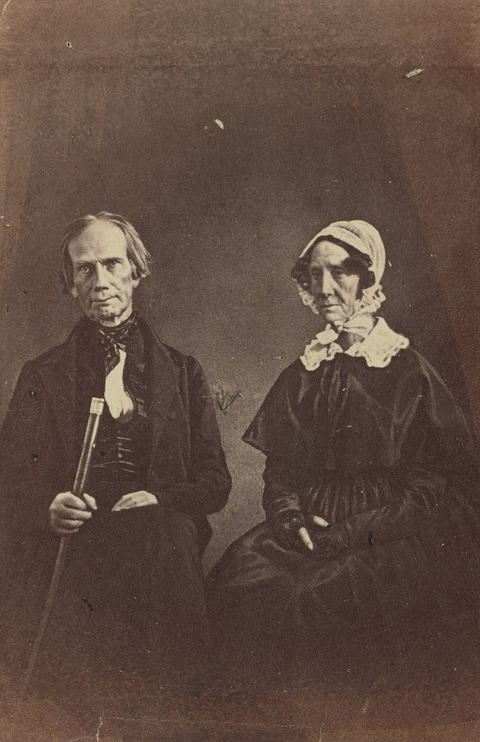 Henry Clay and wife (cropped)