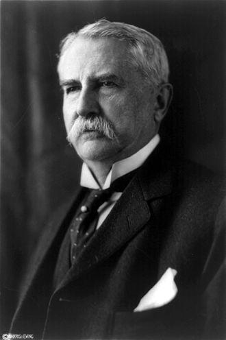 Henry White (diplomat) - Henry White in 1919