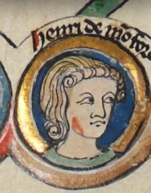 Henry de Montfort - Image: Henry de Montfort