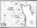 Herman Van Loon Carte particuliere des cotes de Normandie 07711323 binary.png
