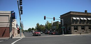 Hermiston, Oregon City in Oregon, United States