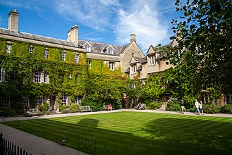 Hertford College, Oxford - Hertford College, Oxford