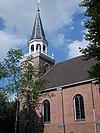 hervormde kerk en toren blijham 5