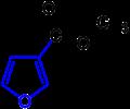 Heteroaryl furan-3-carbonsaeure-methylesteran.png