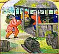 Heures à l'usage de Rome Bruges vers 1515 1525 BM Rouen ms 3028 f 10v.jpg