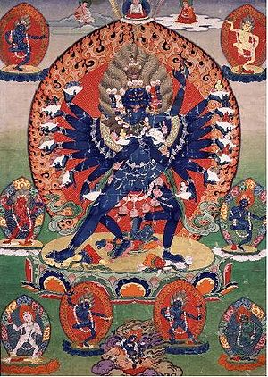 The Awakening of the Vajragarbha dans sLes enseignements:     Mahayana-Vajrayana- Tantras. 300px-Hevajra