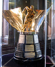 "Maurice ""Rocket"" Richard Trophy Hockey Hall of Famessa"