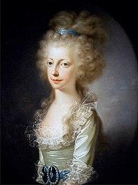 Hickel, Joseph - Maria Clementina of Austria - Naples.jpg