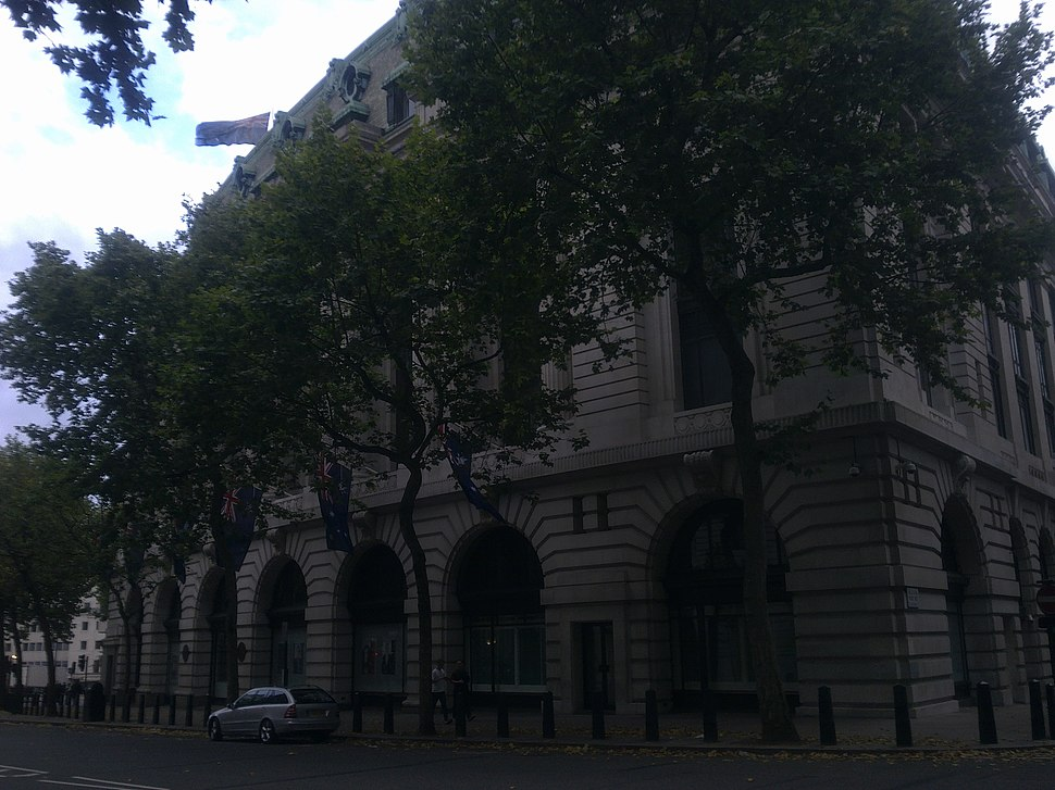 High Commission of Australia in London 3
