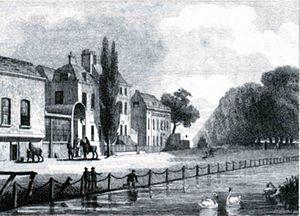 Highbury - Highbury Barn, 1819.