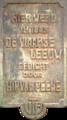 Hippoliet Van Peene gedenkplaat Peperstraat 11.png