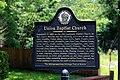 Historic Union Missionary Baptist Church Marker.jpg