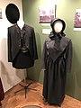 Historic clothing at Mennonite Heritage Center, Harleysville, Pennsylvania.jpg