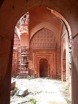 Rajnagar, Birbhum - Rajnagar Motichur Mosque