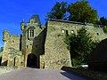Hochstetten-Dhaun – Eingang Schloss Dhaun - panoramio.jpg
