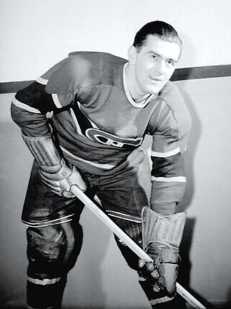 Maurice Richard - Image: Hockey. Maurice Richard B An Q P48S1P12157 (cropped)