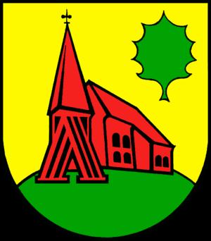 Hohenaspe - Image: Hohenaspe Wappen