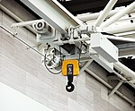 Hoist - Smithsonian Air and Space Museum - 2012-05-15 (7259408978).jpg