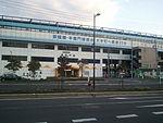 Hokuso Higashi-Matsudo station 20120929.jpg
