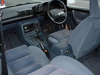 Holden Caprice - 1991-1993 Holden Statesman (VQ II)