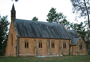 Berrima, New South Wales - Holy Trinity Anglican Church