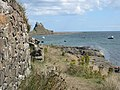 Holy Island (Lindisfarne) - the castle - geograph.org.uk - 422495.jpg