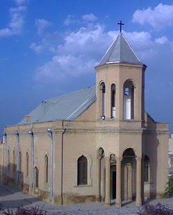 Holy Mary Church, Hamadan, Iran.jpg