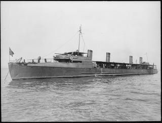 USS <i>Hopkins</i> (DD-6) United States Navy destroyer