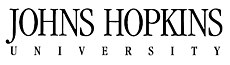 Johns Hopkins Universitys logo