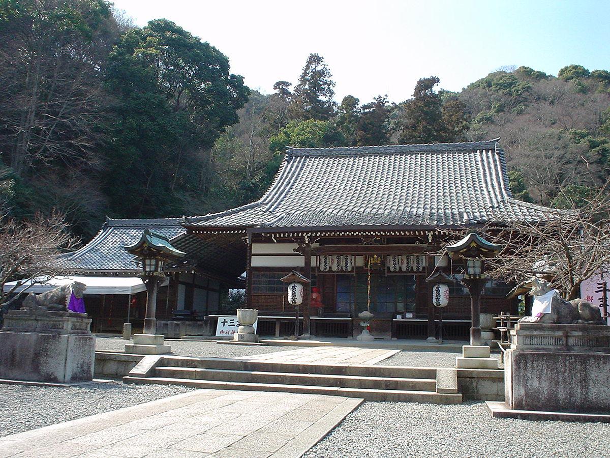 天智天皇_法輪寺 (京都市西京区) - Wikipedia