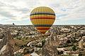 Hot air balloon in Cappadocia 02.jpg