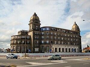 Carrasco, Montevideo - Hotel Carrasco (under renovation)