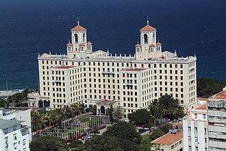 Hotel Nacional de Cuba - Image: Hotel Nacional de Cuba panoramio