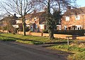 Houses by lane west of Ringshall church - geograph.org.uk - 1076665.jpg