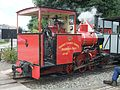 Hudswell, Clarke and Co. Locomotive No. 1643 at WLLR -2.jpg