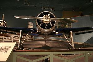 Hughes H-1 Racer - Front of H-1 Racer