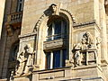 Hungarian National Bank - Pest Side - Budapest - Hungary.jpg
