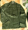Hungarian army fatigue jacket 65M (gyakorló zubbony).jpg