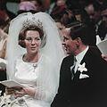 Huwelijk van prinses Beatrix en prins Claus (1966).jpg