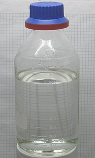 Hydrochloric acid strong mineral acid