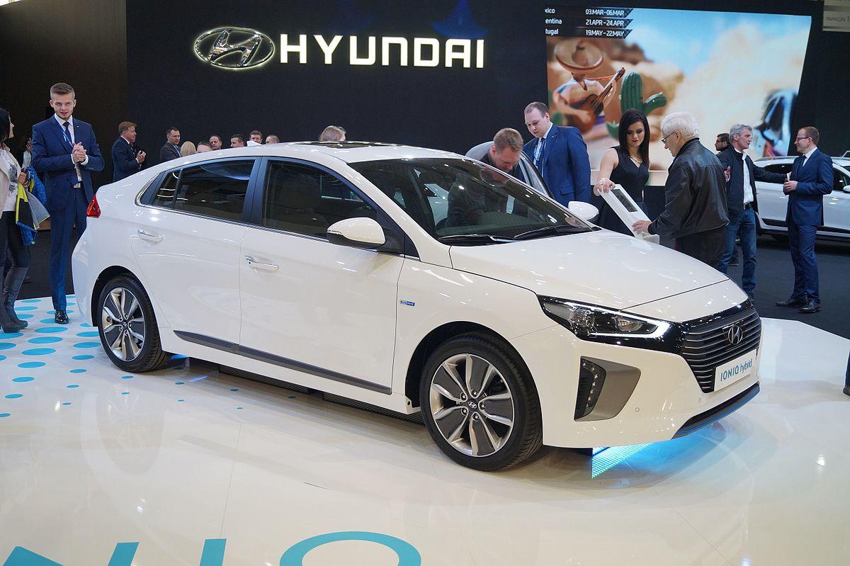 Totaled Cars For Sale >> Hyundai Ioniq - Wikipedia