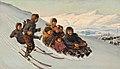 I. E. C. Rasmussen - Wintertime in Greenland.jpg