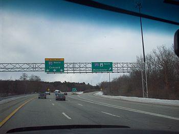 Everett Turnpike - Wikipedia