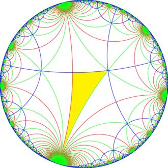 Truncated tetraapeirogonal tiling - Image: I42 symmetry 000