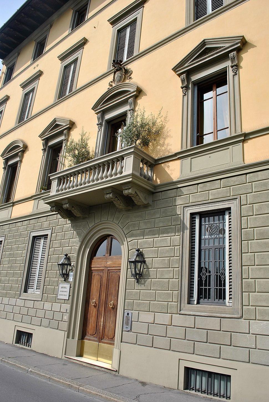 III Palazzo Jennings Riccioli, Firenze, Italy (2)