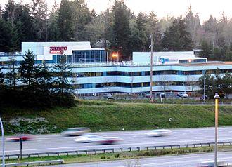 Zango (company) - The 180Solutions – Zango building in 2006