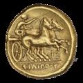 INC-3032-r Статер Македония Филипп II (реверс).png