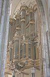 interieur, hoofdorgel (afkomstig uit hersteld evangelisch lutherse kerk te amsterdam) - arnhem - 20260594 - rce