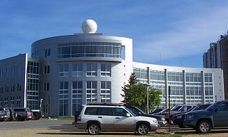 International Arctic Research Center - I.A.R.C. in Summer